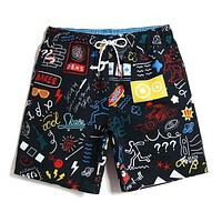 Graffiti Swim Short