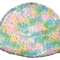 Cuffed Cutie Hat Girl's Crochet Hat