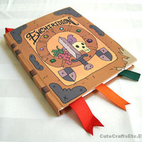 The Enchiridion - Big Adventure Time Book (PREORDER May.13)