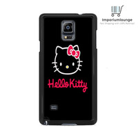 cute hello kitty For Samsung Galaxy Note 3 | 4 Case