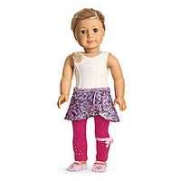 American Girl® Clothing: Isabelle's Mix & Match Outfit for Dolls # 9