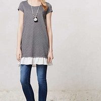Anthropologie - Fluttered Heather Tunic