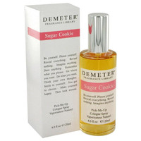 Demeter by Demeter Sugar Cookie Cologne Spray 4 oz