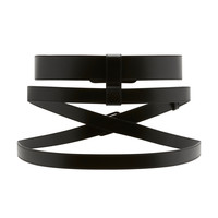 Double Buckle Belt | Moda Operandi