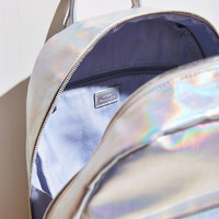 Iridescent Backpack | Urban Outfitters