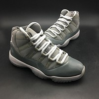 Air Jordan 11 Retro Cool Grey Sneaker