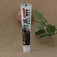 Bamboo charcoal black toothpaste anti-halitosis go smoke stains to stain teeth whitening Oral Care whitening toothpaste