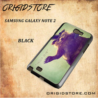 Hello Bear 2 For Samsung Galaxy Note 2 Case Gift Present - Multiple Choice Material