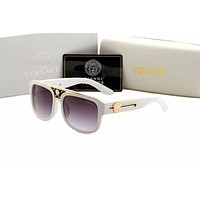 Versace big box high-end sunglasses vintage sunglasses for men and women F-AJIN-BCYJSH #5