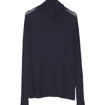 Long Sleeved Pullover Sweater