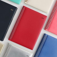 MochiThings: 2016 365 Days Leather Scheduler