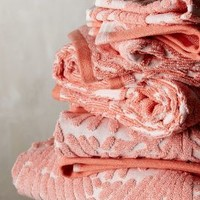 Tapestry Towel Collection by Anthropologie