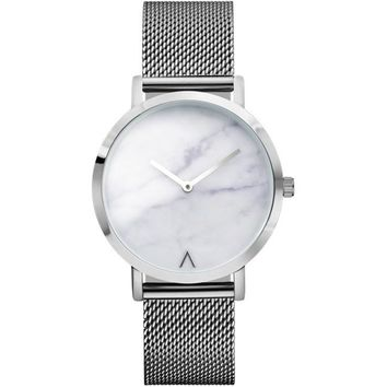 Eutour Womens Marble Watch
