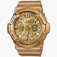 G-Shock Ga200gd-9A Watch Gold One Size For Men 25313762101