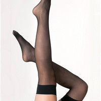 Sheer Luxe Over-the-Knee Sock | American Apparel