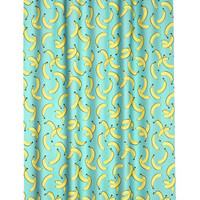 H&M Printed Shower Curtain $19.99