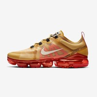 "Nike Air VaporMax 2019 ""Crimson Gold"" Men Running Shoes - Best Deal Online"