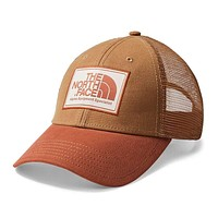 Mudder Trucker Hat in Cargo Khaki & Gingerbread Brown by The North Face