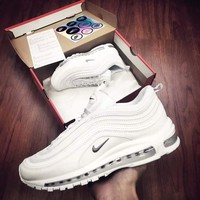 NIKE AIR MAX 97 Fashion and leisure sports shoes-4