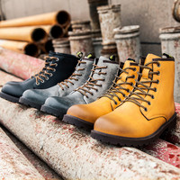 On Sale Hot Deal Winter Dr. Martens Casual Flat Shoes Anti-skid Boots [9252878860]