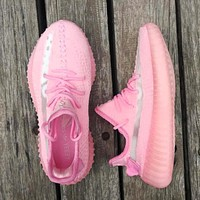 ADIDAS YEEZY 350 BOOST Shoes Pink SNEAKERS SHOES