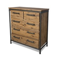 Bunker Hill 5 Drawer Chest