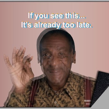 Pill Cosby Mousepad
