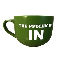 Psych 'The Psychic Is In' Mug