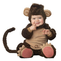 Lil Monkey Halloween Costume - Toddler Size 18 months - 2T - InCharacter Costumes - All Halloween Costumes - FAO Schwarz®