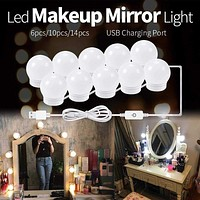 CanLing LED 12V Makeup Mirror Light