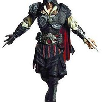Assassins Creed 2 Play Arts Kai Action Figure Ezio