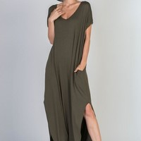 The Abigail Maxi - Available in 13 Colors