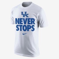 NWT - Nike Kentucky Wildcats Bench Legend 100% Polyester Dri-Fit T-Shirt - Large