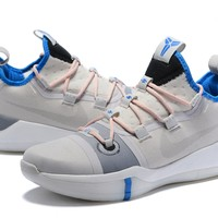 Kobe AD 2018 Basketball Shoes - Light Pink/Blue