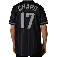 HUDSON OUTERWEAR CARTEL CHAPO JERSEY - Black | Jimmy Jazz - H1051387