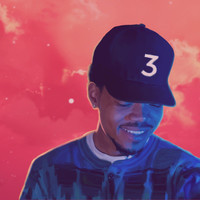"Chance the Rapper Coloring Book Poster 43"" x 24"" 24"" x 13"""