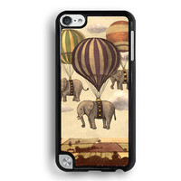 flying elephant Ipod touch cases 4,ipod touch cases 5,ipod touch 4 cases ,ipod touch 5 cases,hard ipod touch cases 4