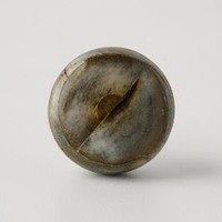 Spanish Moss Knob by Anthropologie in Green Size: One Size Knobs
