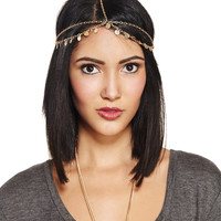 Draped Gypsy-Inspired Head Chain | Wet Seal