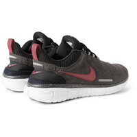 Nike - Nike Free OG 2014 Microsuede and Tech-Jersey Sneakers | MR PORTER