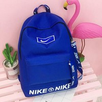 NIKE :: Trending Fashion Sport Laptop Bag Shoulder School Bag Backpack