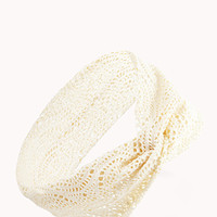 Clear Cut Knotted Headwrap