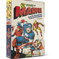 Taschen - 75 Years of Marvel Comics: From The Golden Age To The Silver Screen   MR PORTER