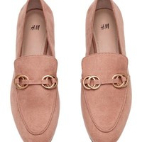Loafers - Powder - Ladies | H&M CA