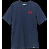 Almost Apex Tee Small Navy Sale