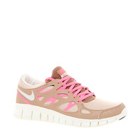 Nike Free Running (+) 2 Pink Trainers