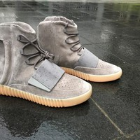 adidas Yeezy 750 grey Boost Basketball Shoes 40-47