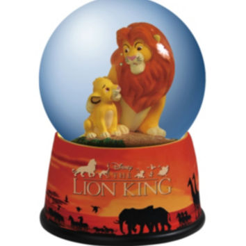 Disney The Lion King Water Globe