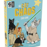 Cat Chaos Celebrity Edition Card Game - LAST ONE!