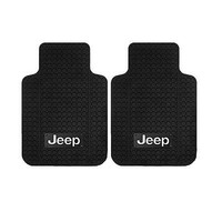 Licensed Official New Jeep Truck Car Truck Front Back Floor Mat / License Plate Frame / Seat Cover